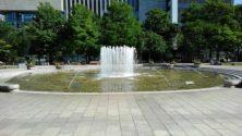 西3丁目噴水の画像