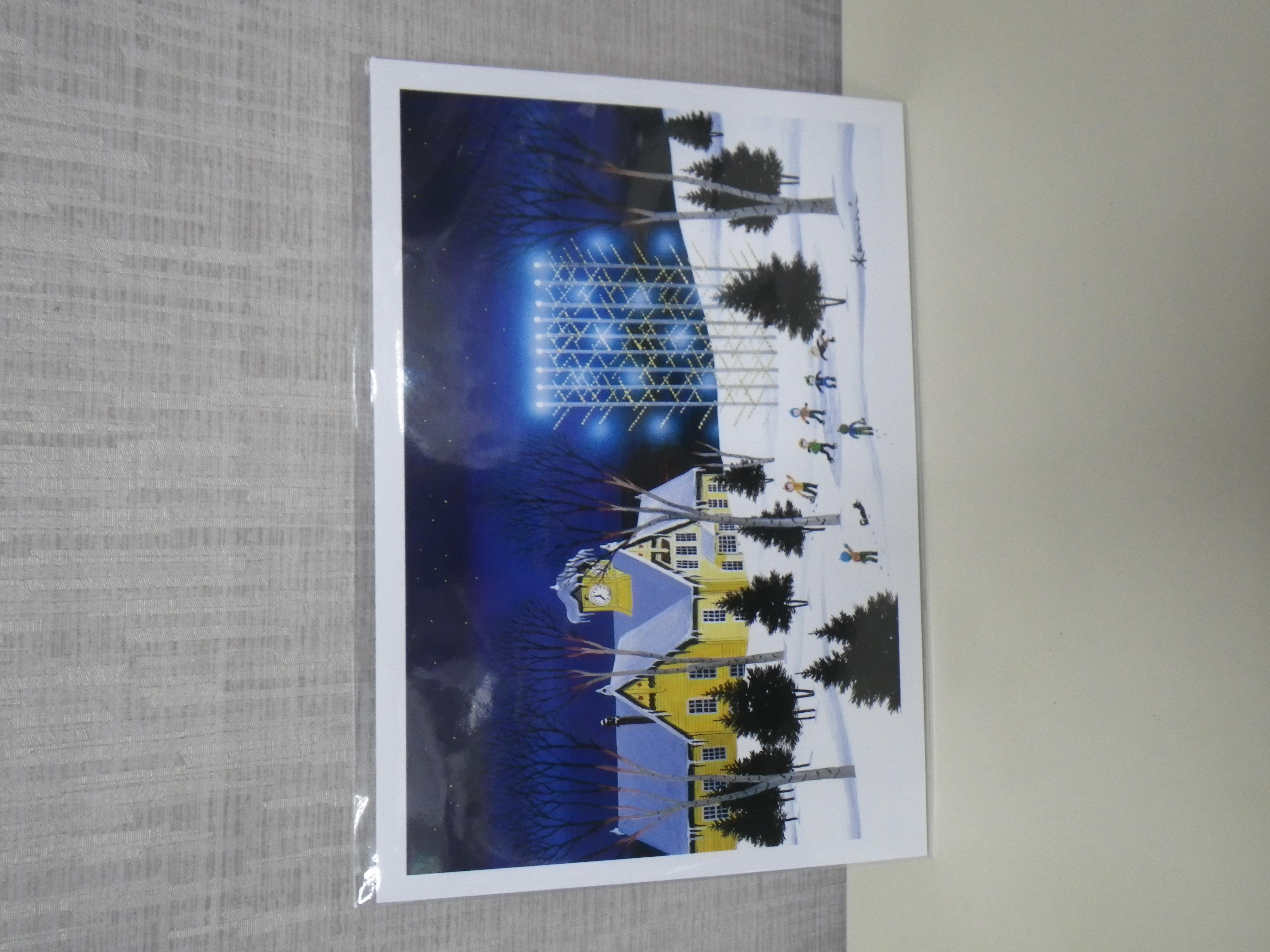 金井英明ポストカードの画像2
