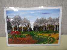 金井英明さんのポストカードの画像