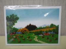金井英明ポストカードの画像