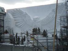 西7丁目大雪像の画像